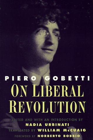 On Liberal Revolution   2000 9780300081183 Front Cover
