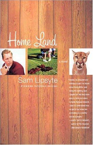 Home Land A Novel  2005 edition cover