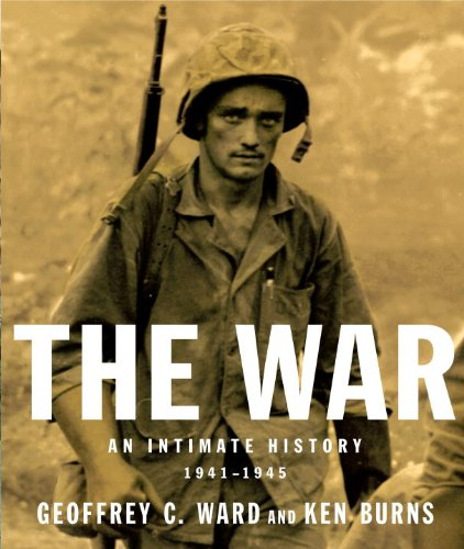 War An Intimate History, 1941-1945  2007 edition cover