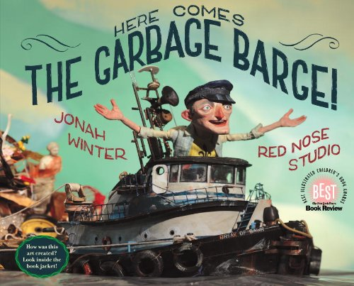 Here Comes the Garbage Barge!   2010 edition cover