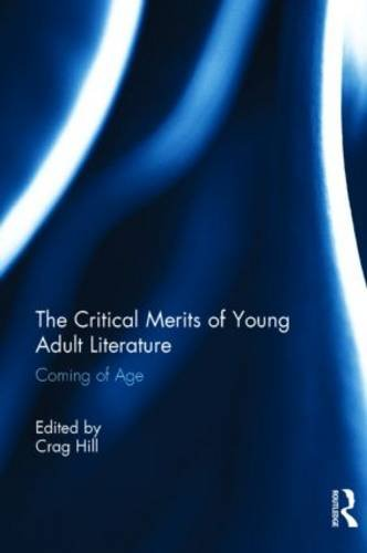 Critical Merits of Young Adult Literature Coming of Age  2014 edition cover
