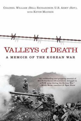 Valleys of Death A Memoir of the Korean War N/A edition cover