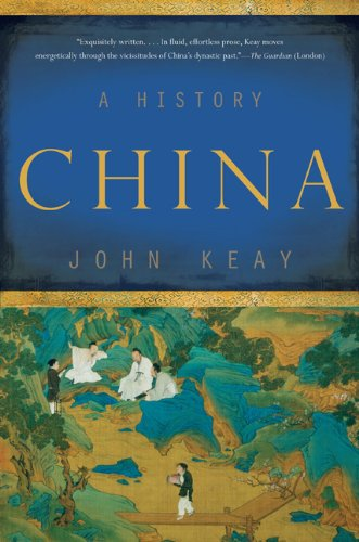 China A History N/A edition cover