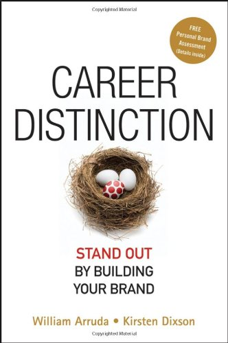 Career Distinction Stand Out by Building Your Brand  2007 edition cover