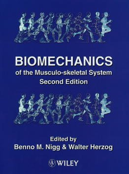 Biomechanics of the Musculo-Skeletal System  2nd 1999 (Revised) 9780471978183 Front Cover