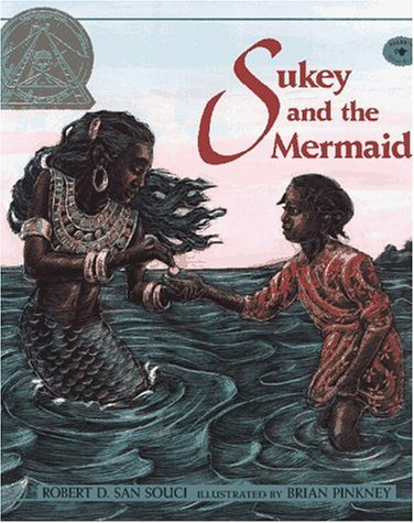 Sukey and the Mermaid   1996 edition cover