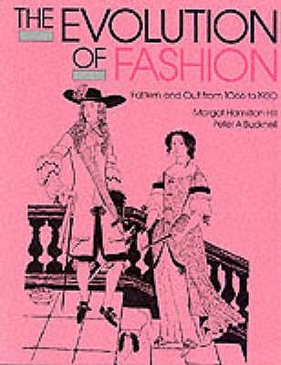 The Evolution of Fashion N/A edition cover
