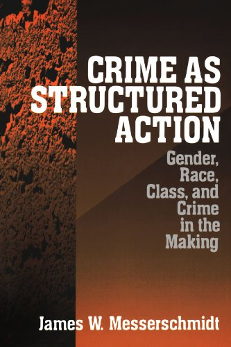 Crime as Structured Action Gender, Race, Class, and Crime in the Making  1997 edition cover