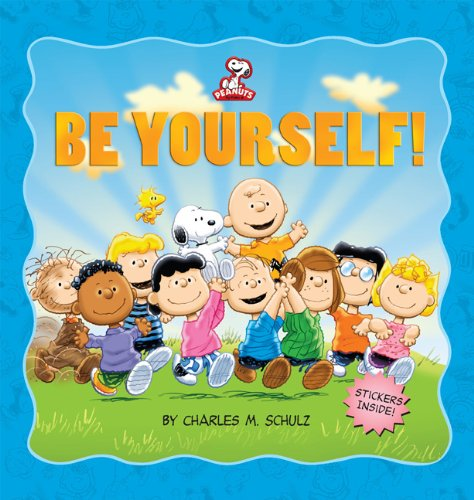 Be Yourself!  N/A edition cover
