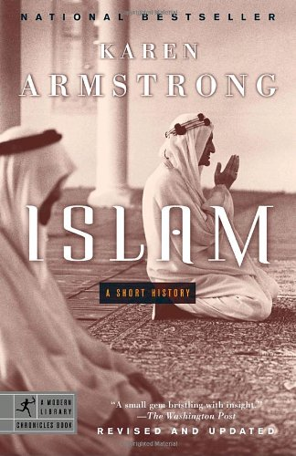 Islam A Short History  2002 edition cover