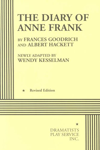 Diary of Anne Frank  N/A edition cover