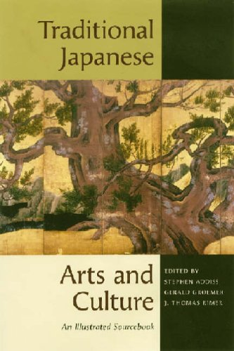 Traditional Japanese Arts and Culture An Illustrated Sourcebook  2006 edition cover