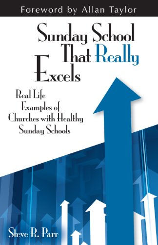Sunday School That Really Excels Real Life Examples of Churches with Healthy Sunday Schools N/A edition cover