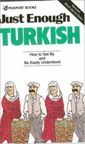 Just Enough Turkish   1991 edition cover