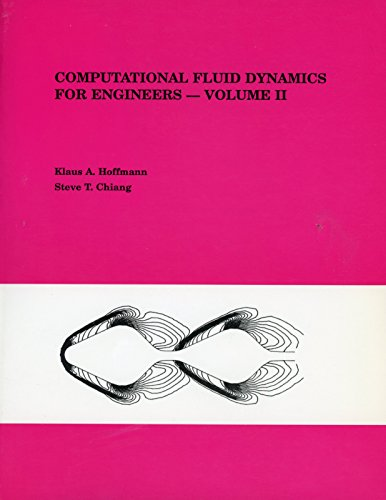 Computational Fluid Dynamics for Engineers 1st (Abridged) edition cover