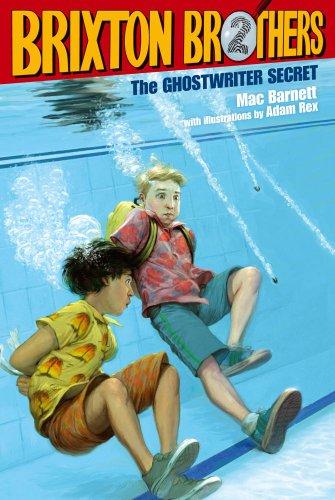 Ghostwriter Secret   2011 edition cover