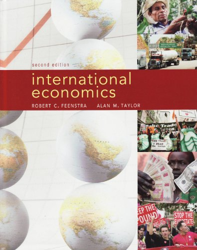 International Economics  2nd 2011 9781429231183 Front Cover