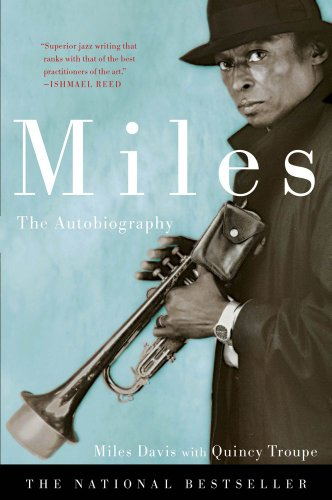 Miles The Autobiography  2011 edition cover