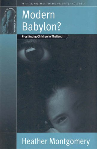 Modern Babylon? Prostituting Children in Thailand  2001 9781571813183 Front Cover