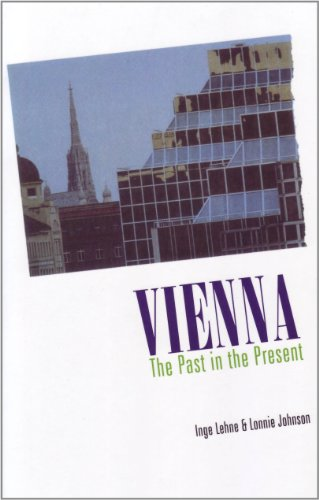 Vienna The Past in the Present  1995 edition cover