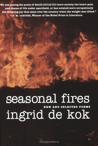 Seasonal Fires New and Selected Poems  2006 edition cover