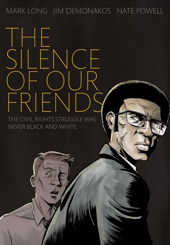 Silence of Our Friends   2012 edition cover