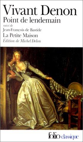 VIVANT DENON:POINT DE LENDEMAI 1st edition cover
