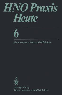HNO Praxis Heute   1986 edition cover