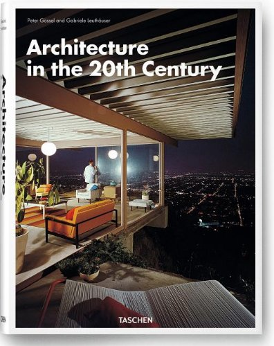 Architecture in the 20th Century   2012 edition cover