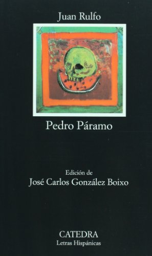 Pedro Paramo  11th 1995 9788437604183 Front Cover