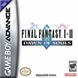 Final Fantasy I & II Dawn of Souls Game Boy Advance artwork