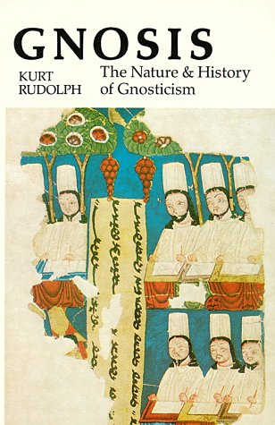 Gnosis The Nature and History of Gnosticism  1987 edition cover