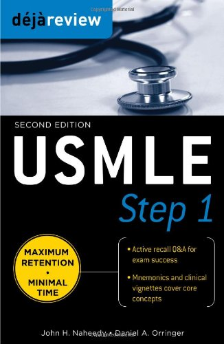 USMLE, Step 1  2nd 2010 edition cover
