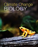 Climate Change Biology  2nd 2014 edition cover
