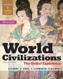 World Civilizations The Global Experience, Volume 1, Plus NEW MyHistoryLab with EText -- Access Card Package 7th 2015 edition cover