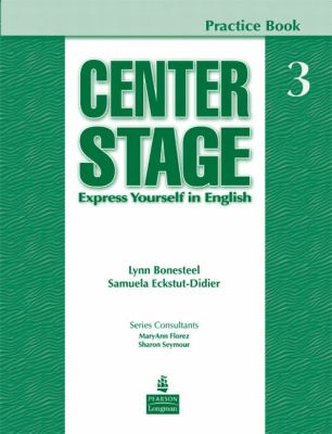 Center Stage 3   2008 edition cover