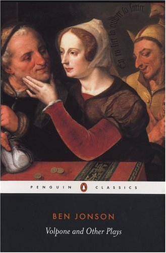 Volpone and Other Plays  2nd 2004 edition cover
