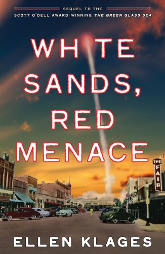 White Sands, Red Menace  N/A edition cover