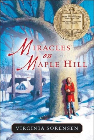 Miracles on Maple Hill   1956 9780152047184 Front Cover