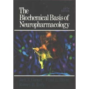 Biochemical Basis of Neuropharmacology  6th 1991 edition cover