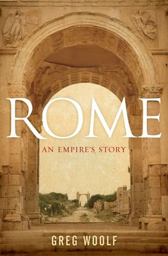Rome An Empire's Story  2014 edition cover