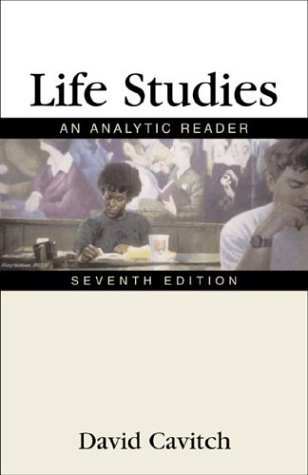 Life Studies An Analytic Reader 7th 2001 edition cover