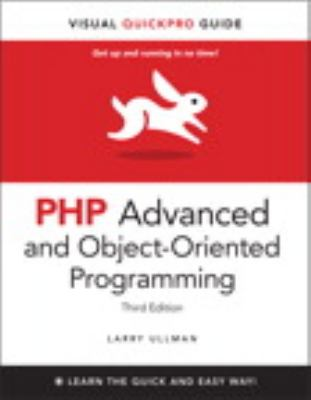 PHP Advanced and Object-Oriented Programming  3rd 2013 (Revised) edition cover