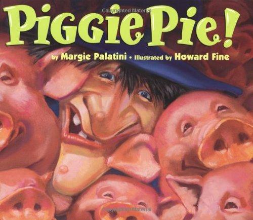 Piggie Pie!   1997 edition cover