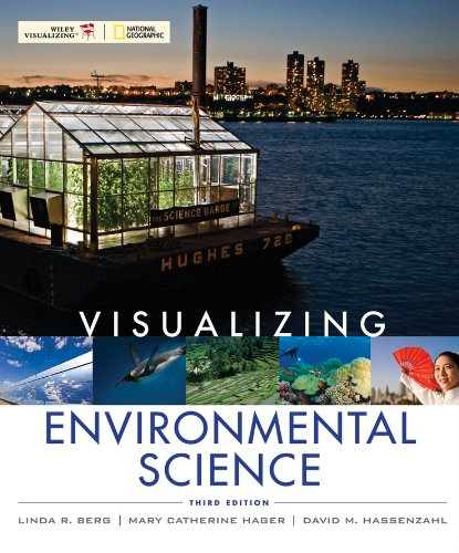 Visualizing Environmental Science  3rd 2011 edition cover