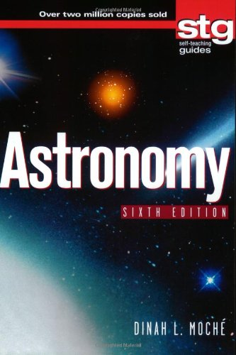 Astronomy  6th 2004 (Revised) edition cover
