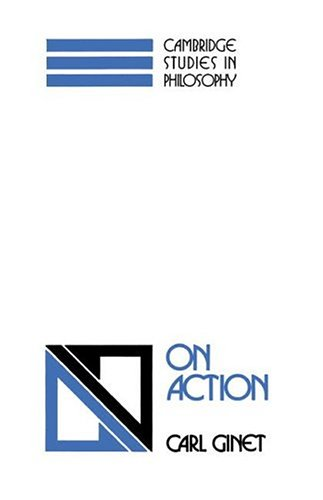 On Action   1990 9780521388184 Front Cover