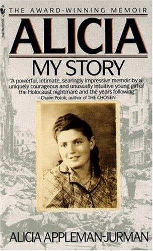 Alicia   1988 edition cover