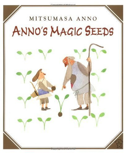 Anno's Magic Seeds  N/A edition cover