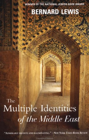 Multiple Identities of the Middle East   2012 edition cover